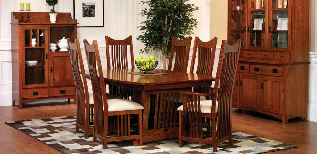 You Don't Need a Dining Room to Have Dining Room Furniture