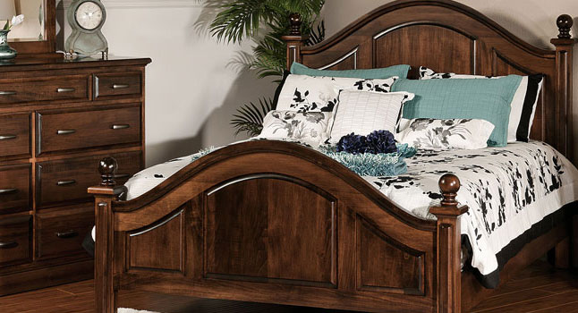 Quality amish furniture amish furniture showcase for Bedroom furniture 75034