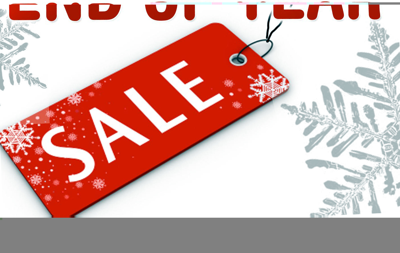 Amish furniture end of year sale