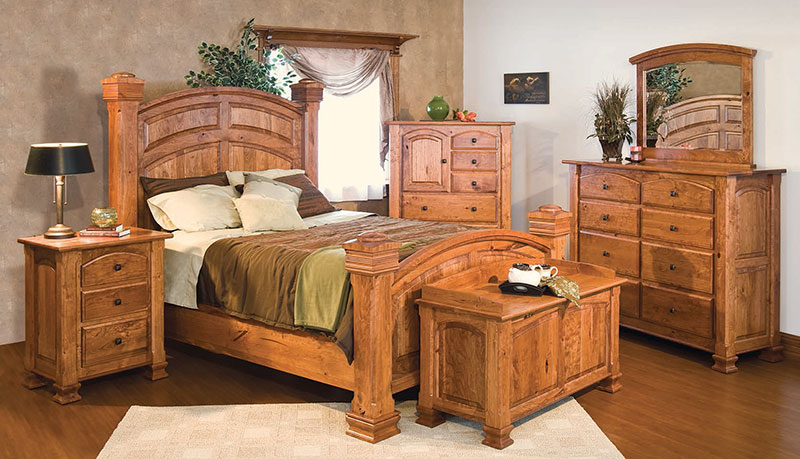 Save 20 on all 5 piece bedroom furniture in march for Bedroom furniture 75034