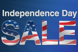 20% OFF Independence Day Sale!