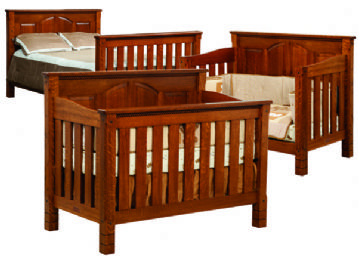 convertible cribs three stage bed system