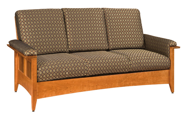 A Couch Can Create Extra Space for Your Visitors