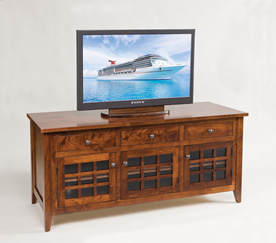 The Best Entertainment Center for Your Game Day Parties
