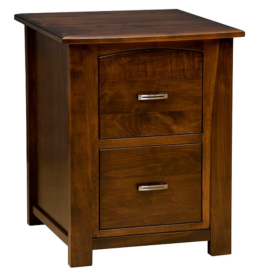 Bring Organization Into Your Home With a Solid Wood Filing Cabinet