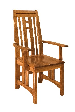 Time to Add Another Solid Wood Dining Chair to Your Set