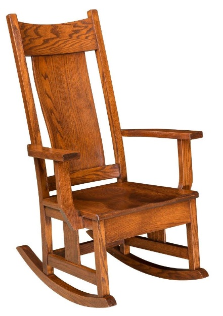 The Moving Experience of Rocking Chairs and Gliders