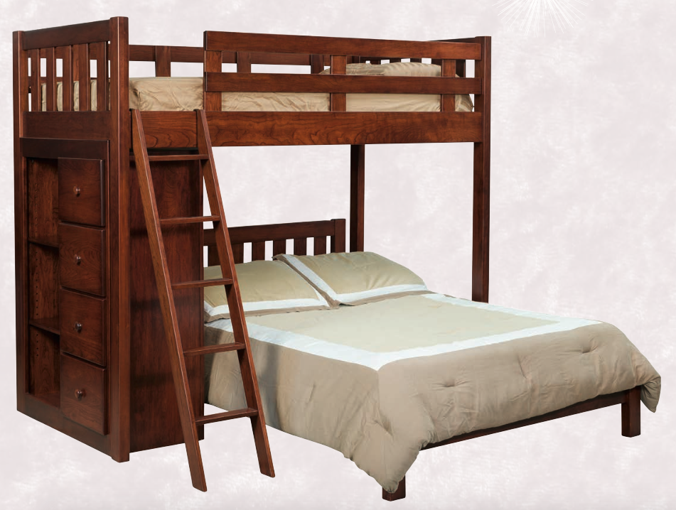 Go With Bunk Beds for Convenience and Style