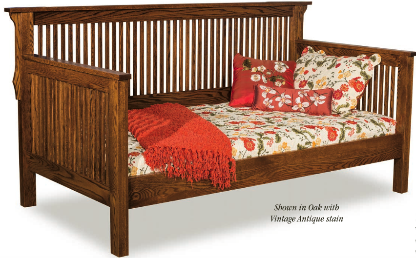 Beautiful and Convenient Day Bed for Your Guest Room