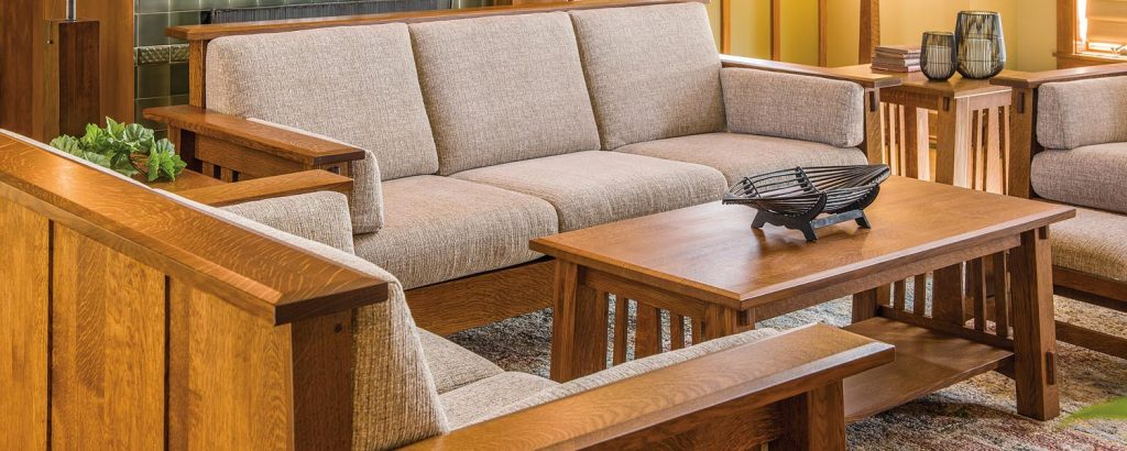 Why Buy Amish Living Room Furniture?