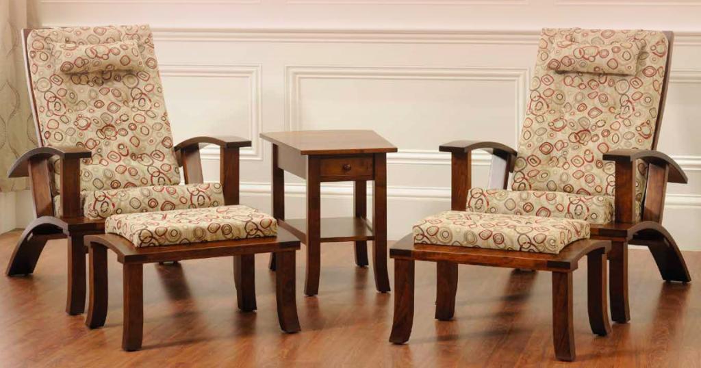 Palmer Park Chairs