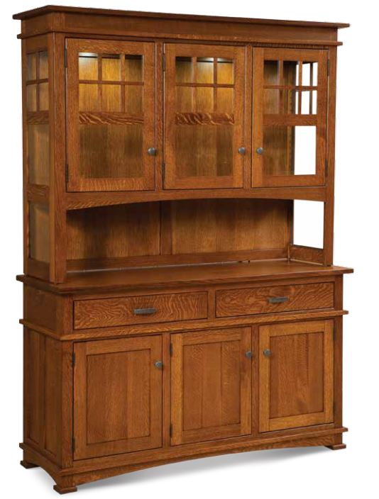 Alternate Uses for a China Cabinet