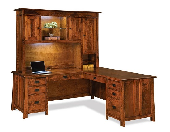 3 Reasons To Choose Amish Furniture For Your Office