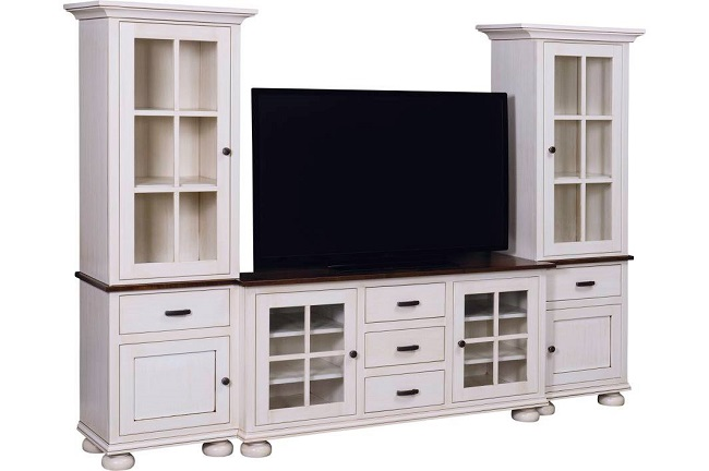 Entertainment Centers that Add Beauty and Function