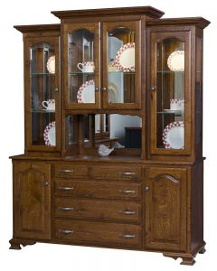 Caring For Your Amish China Cabinet