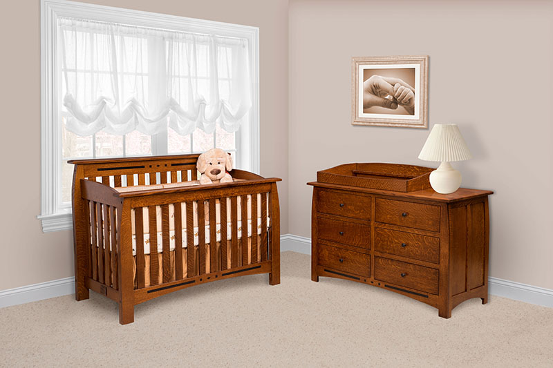 What To Look For In A Baby Crib