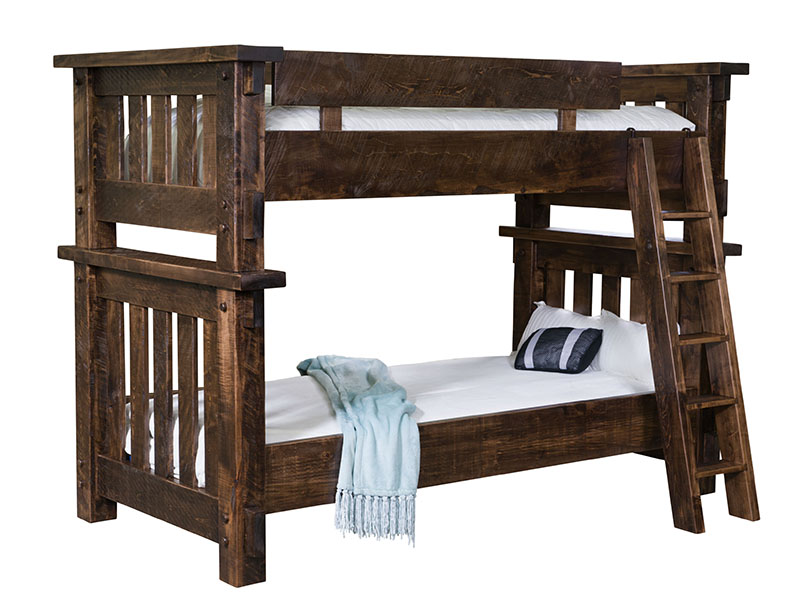 Optimize Your Kids' Bedroom with Bunk Beds