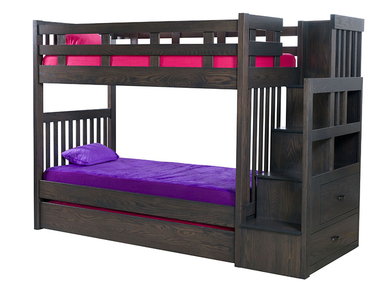 Highlighting Your Child's Bedroom Options with Old Town Oak, LLC